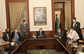 """نائب رئيس الوفد: خبرة """"أبو شقة"""" نجحت بالعبور ببيت الأمة إلى بر الأمان  صور"""