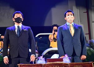 رئيس اتحاد الجمباز الدولي: دعم الدولة المصرية ساهم فى تنظيم كأس العالم