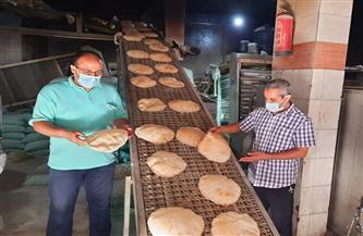 ضبط مسئول عن مخبز لاستيلائه على 7 ملايين و644 مليون جنيه بالقليوبية