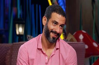 """محمد فراج: شعرت بتوتر وإرهاق شديد بسبب تصوير مسلسلي """"لعبة نيوتن"""" و""""ضد الكسر"""" في وقت واحد"""