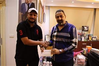 جمعية اللاعبين المحترفين تصرف دعما ماليا لمحمد صبحي