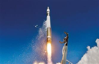 صاروخ إمدادات لمحطة الفضاء الدولية ينطلق من فلوريدا