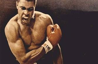 """""""الملاكم الأعظم""""..محمد علي كلاي """"رياضى القرن"""" و""""أسطورة الضربة القاضية"""""""