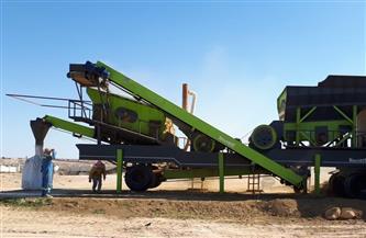 تفاصيل أول خط مصري لإنتاج السلت والطين المعالج «قادر 1» | فيديو