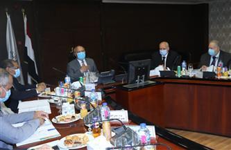 وزير النقل يترأس أعمال الجمعية العامة العادية لشركة «أم أو تي» للاستثمار والتنمية   صور