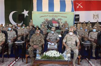 ختام فعاليات التدريب المشترك المصري الباكستاني «حماة السماء -1»