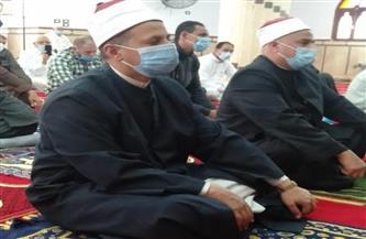 افتتاح 3 مساجد في كفر الشيخ بتكلفة 5 ملايين و675 ألف جنيه  صور