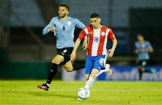 أوروجواي تكتفي بالتعادل مع باراجواي بتصفيات مونديال 2022