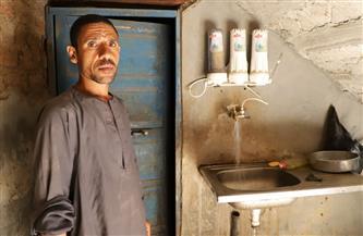 مياه أسيوط: حل عاجل لضعف المياه بعزبة طه | صور