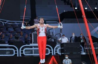 «زهران»: هدفي تحقيق ميدالية ذهبية لمصر في كأس العالم للجمباز