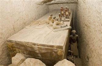 الصديق الوفي والمشرف على الأوقاف الدينية.. أبرز المعلومات عن مقبرة «حنو» بالمنيا | صور