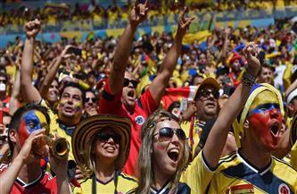 السماح بحضور الجماهير لمباراة كولومبيا والأرجنتين