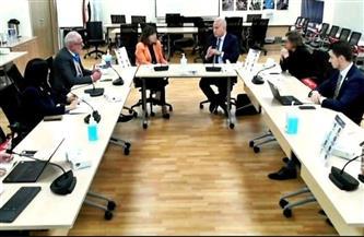 مركز القاهرة الدولي لتسوية النزاعات وحفظ وبناء السلام يتابع مع ممثلي الأمم المتحدة تنفيذ نتائج منتدى أسوان