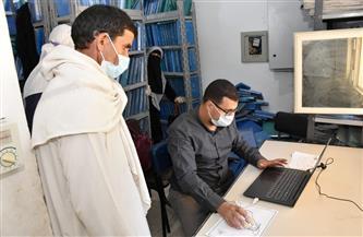 جامعة عين شمس: تقديم الخدمات الطبية في قافلة محافظة البحيرة لـ683 مستفيدا | صور