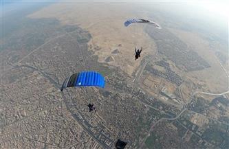 مصر تستضيف مهرجان القفز الحر بمشاركة 230 قافزًا و23 دولة