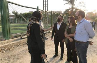 نواب تنسيقية شباب الأحزاب والسياسيين في زيارة عاجلة للمؤسسة العقابية بالمرج | صور