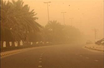 رياح وعواصف شديدة على مدن البحر الأحمر واستمرار إغلاق ميناء الغردقة البحري لليوم الثالث