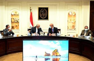 """الجزار: تم وجار تنفيذ 9 مشروعات لـ""""المركزي للتعمير"""" باستثمارات 2.9 مليار جنيه بالوادي الجديد"""