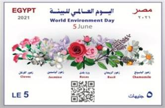 """البريد المصري يصدر بطاقة تذكارية وكارت """"بوستال"""" بمناسبة الاحتفال بيوم البيئة العالمي"""