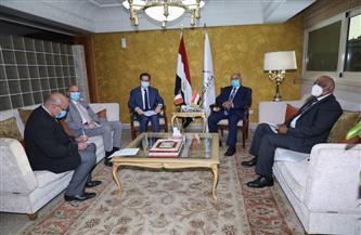 سفير فرنسا بالقاهرة: حزمة تمويلية لعدد من المشروعات في مصر ومنها النقل