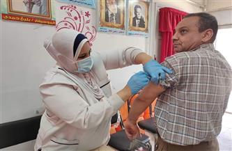 """""""تعليم القاهرة"""" تواصل تلقيح معلمي الثانوية العامة والدبلومات الفنية استعدادًا للامتحانات"""
