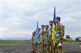 أوكرانيا توافق على زيادة عدد أفرادها في قوات حفظ السلام بالكونغو