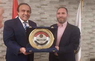 الاتحادان المصري والفلسطيني للدارتس يوقعان اتفاقية تعاون