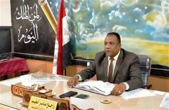 """لجنة أزمات التربية والتعليم تتابع امتحانات الإعدادية  بنجع حمادي بعد حادث """"أبو حزام"""" المُسلح"""