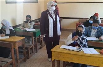 عدم رصد شكاوى في أول أيام امتحانات الشهادة الإعدادية بكفرالشيخ | صور