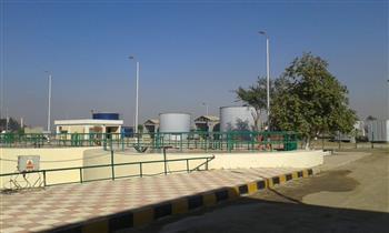 محطة معالجة المياه بسوهاج: توفير موارد مائية للمسطحات الخضراء