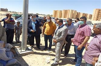 محافظ شمال سيناء يلتقي أهالي مركز ومدينة رفح | صور