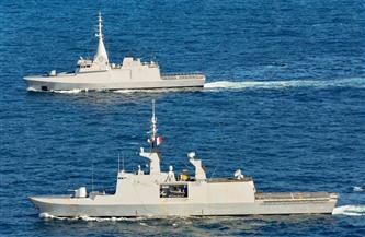 القوات البحرية «المصرية» و«الفرنسية» تنفذان تدريباً بحرياً عابراً فى نطاق الأسطول الشمالى
