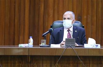 وزير الري: لدينا خبرات وطنية متميزة يمكنها التعامل مع التحديات المائية بمنتهى الكفاءة |صور