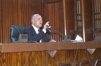وزير الري يعدد المشروعات المصرية المنفذة لتنمية الدول الإفريقية ودول حوض النيل| صور
