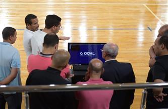 لجنة «حكام السلة» تعلن قواعد وشروط استخدام تقنية الفيديو في نصف نهائي ونهائي دوري السوبر