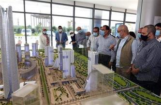 تفاصيل زيارة رئيس الوزراء لمشروعات العاصمة الإدارية الجديدة