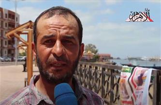 شاهد ماذا قال أهالي قرية الصيادين بدمياط بعد نقلهم من العشوائيات إلى مساكن حياة كريمة | فيديو