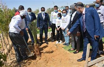 نائبة محافظ الوادي الجديد تشهد احتفالية يوم البيئة العالمي |صور