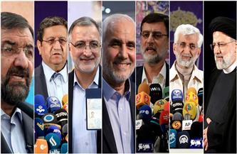 مرشحو الانتخابات الرئاسية الإيرانية يتبادلون تحميل مسئولية الصعوبات الاقتصادية