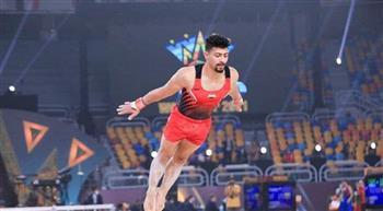 إيهاب أمين: عمر العربي جاهز لخوض نهائيات كأس العالم للجمباز الفني