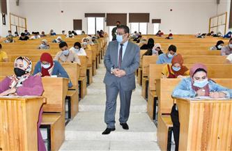 «المكان بيستوعب 200 طالب ويمتحن 50».. إجراءات جامعة عين شمس في الامتحانات |  فيديو