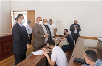 المحرصاوي لطلاب كليتي الدراسات الإسلامية والإعلام: أنتم نماذج مضيئة | صور