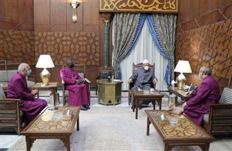 الإمام الأكبر: الأزهر ينتهج الصبر والحكمة لترسيخ الأخوة الإنسانية | صور