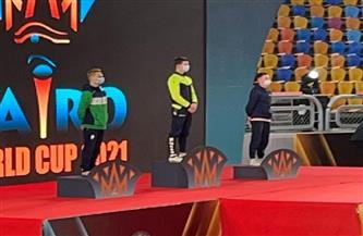 الإيطالية دوناتيلا ساشي تشيد بنجاح مصر في تنظيم بطولة العالم للجمباز