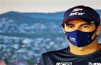 فوز سيرخيو بيريز بلقب سباق اذربيجان لفورمولا-1