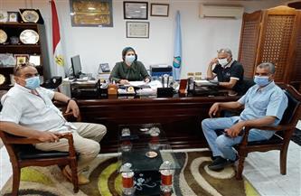 بحث 20 شكوى في لقاء المواطنين مع رئيس مدينة سفاجا  صور