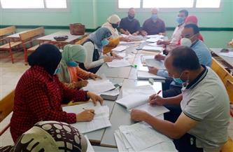 «عمليات التعليم» بكفر الشيخ: لا شكاوى من امتحان الجبر  صور