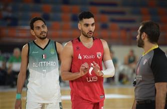 الاتحاد يهزم الأهلي في أول مواجهات نصف نهائي دوري السوبر لكرة السلة