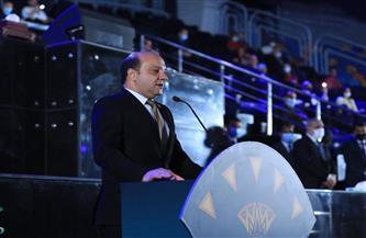 إشادة دولية بنجاح كأس العالم للجمباز في مصر