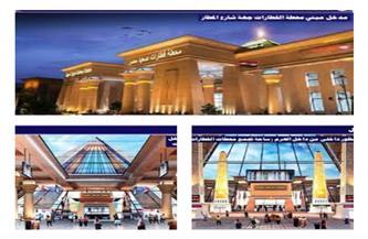وزير النقل: الانتهاء من إنشاء محطة بشتيل للقطارات ديسمبر 2022| فيديو